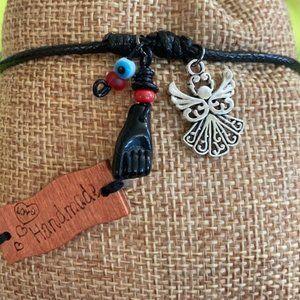 Figa 🤜🏿 evil eye 🧿 Angel protection Necklace